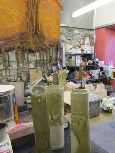Harlech pottery